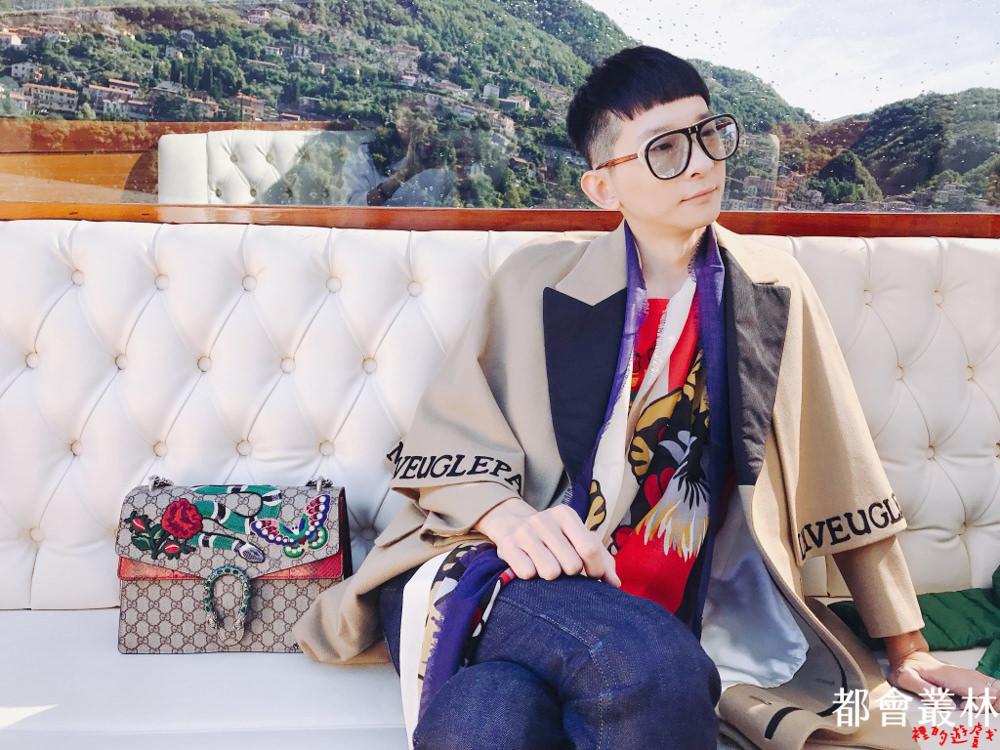 【精品】Gucci DIY 訂製寫著自己名字的夢幻 Dionysus 酒神包