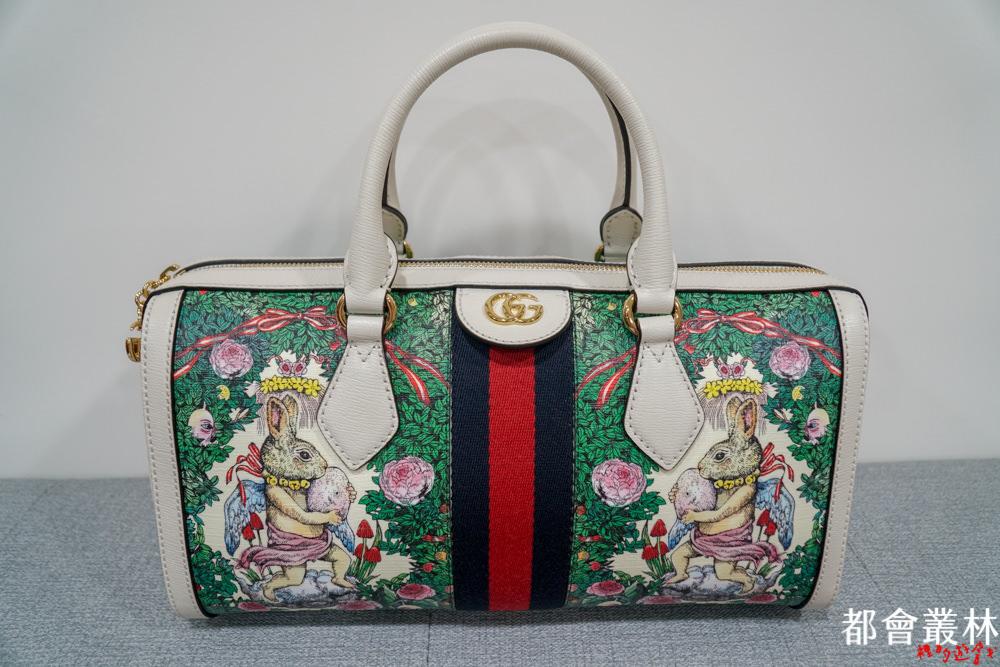 【精品】日本限定 Gucci x Yuko Higuchi 樋口裕子 藝術家波士頓包