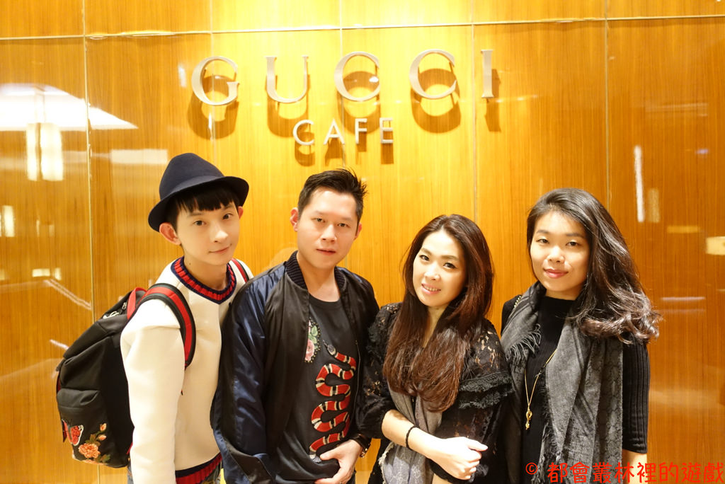 【精品】 Gucci 4 Rooms 日本行 Day 4