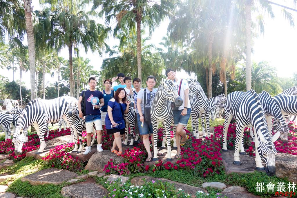 【泰國】陽光曼谷沙美潑水節第五天-芭達雅🏖