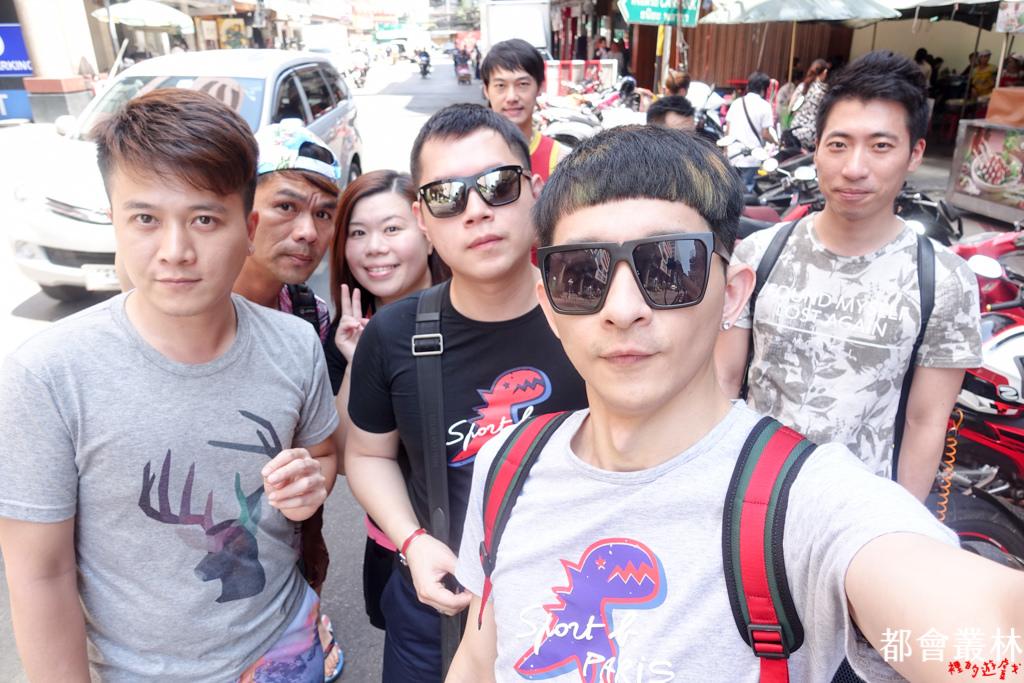 【泰國】陽光曼谷沙美潑水節第七天-曼谷🌈