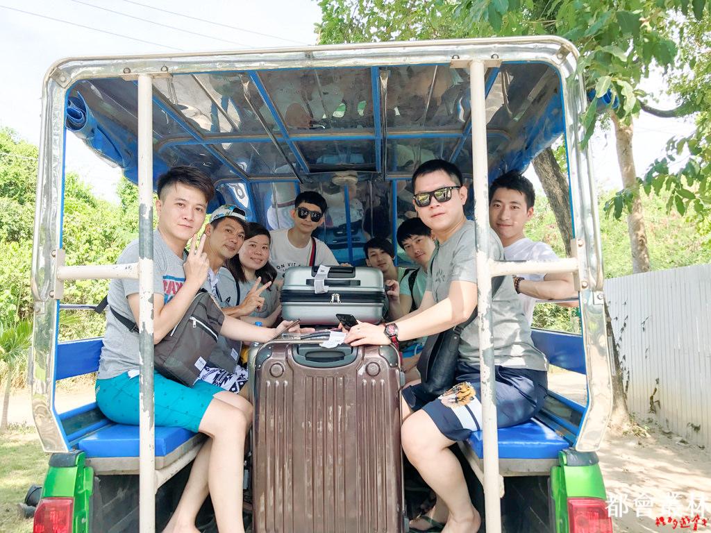 【泰國】陽光曼谷沙美潑水節第四天-芭達雅🌊