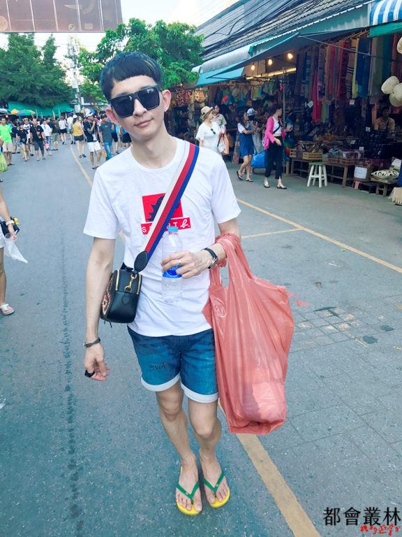 【泰國】陽光曼谷沙美潑水節第二天-曼谷🌟