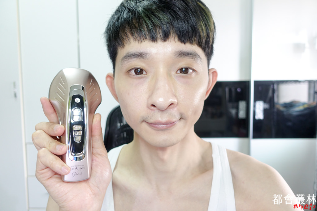 【美容家電】2019 日本必買 Dr.Arrivo Ghost 美容離子導入儀